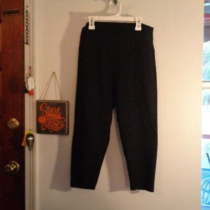 Nordstrom Sz XL leggings work out pants black EUC